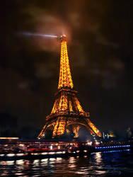 night in paris. by Katari01