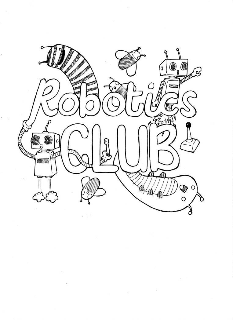 2011 Robotics Club T Shirt By Sarah Mcg On Deviantart