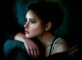 Anna by JosefinaCS