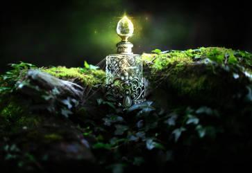Elven legend by JosefinaCS