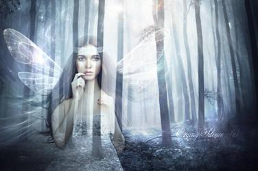 Birth of Light by JosefinaCS