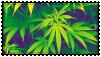 weed stamp by sosse123