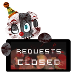 Ennard Requests CLOSED Stamp by BlueBismuth