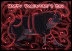For My Secret Valentine by Siriliya