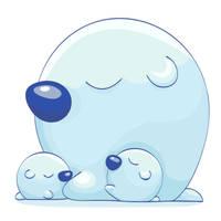 Polar bears by Siriliya