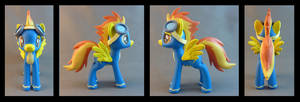 Wonderbolt Spitfire by krowzivitch