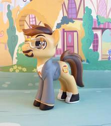 Pony Stark by krowzivitch
