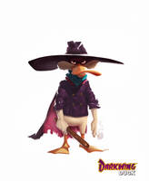 Darkwing Duck by Studiomouette
