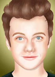 Chris Colfer by AnaLuisita95