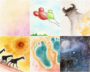 Watercolor details by AnaLuisita95