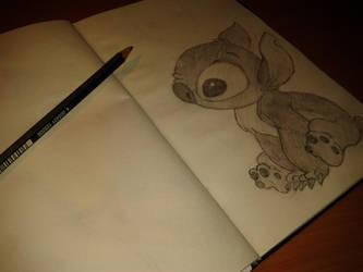 Stitch! by AnaLuisita95