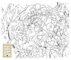Neji vs Sasuke by free-energy03