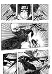 Itachi vs Orochimaru pg 08 by free-energy03