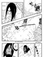 Itachi vs Orochimaru pg 11 by free-energy03