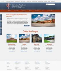 School Website by ipholio