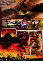 Pages OMNIBUS Anges Gardiens by tonydax
