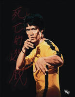 Bruce Lee by tonydax