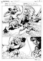 Wolverine Errant by tonydax