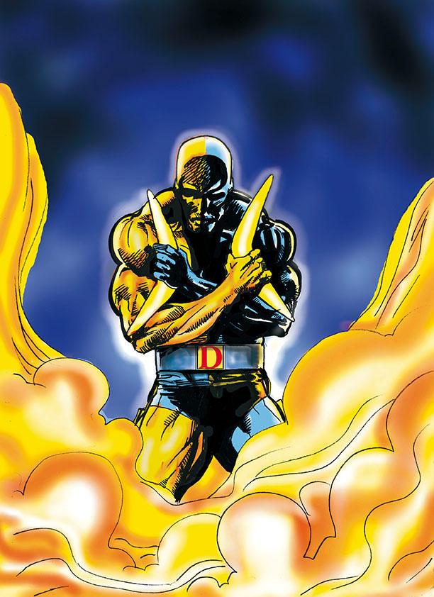 Daredevil Yellow ACB comics by tonydax