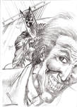 Batman vs joker by tonydax