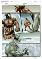 Wolverine and Humanimals4 by tonydax