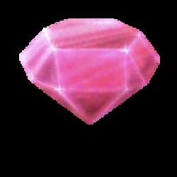 Pink Gemstone Thing by Summoner-of-Mist