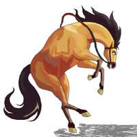 Horse Spirit by xXUnicornXx