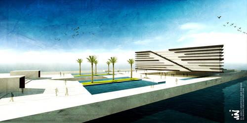 Benghazi Museum by slimzaro
