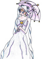 Queen Serenity by TheAnomally