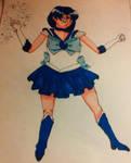 Sailor Mercury - Ami Mizuno by TheAnomally