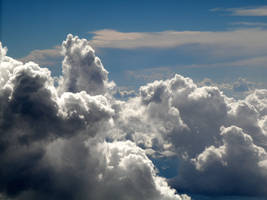 Swimming Through The Clouds by RegurgitatedFlesh