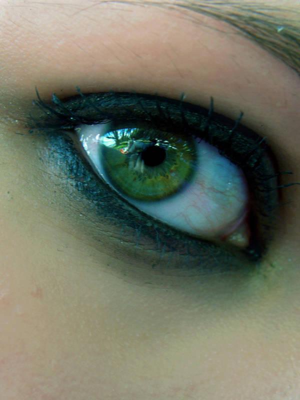Stock: Hazel Eye by RegurgitatedFlesh