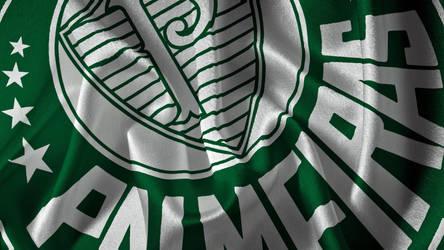 Palmeiras - Bandeira by Panico747