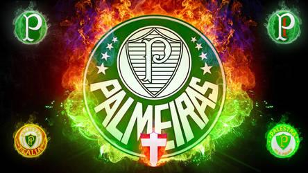 Palmeiras - Fogo by Panico747
