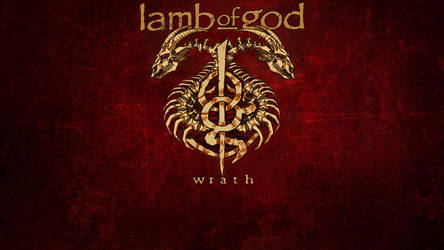 Lamb of God - Wrath by Panico747