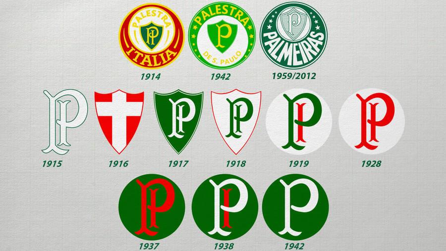 Escudos - Palmeiras by Panico747 on DeviantArt 8ef406deae16b