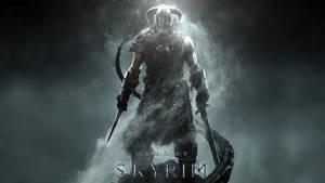 Skyrim Wallpaper FullHD 1 by Panico747