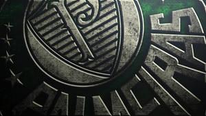 Palmeiras Metal Wallpaper by Panico747