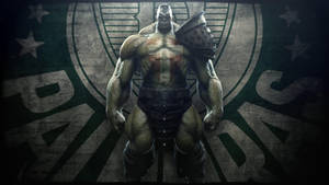 Hulk - Guerreiro Palestrino by Panico747