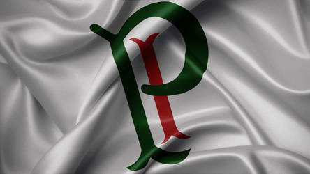 Bandeira - Palestra Italia by Panico747