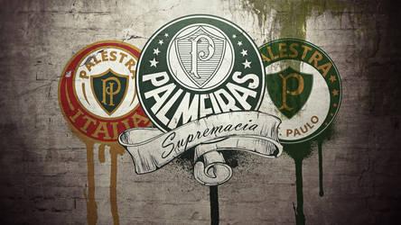 Palmeiras - Supremacia by Panico747
