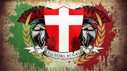 Palmeiras - Palestra Italia by Panico747