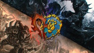 World of Warcraft - Horde and Alliance by Panico747