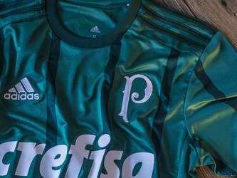 Palmeiras - Camisa 1 - 2017 by Panico747