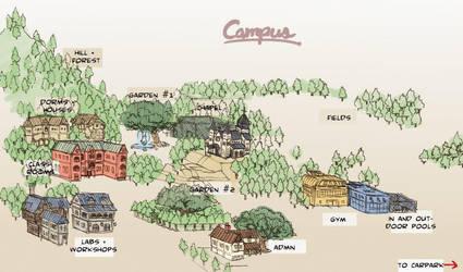 Campus Design by divulgeART