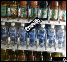 CrapVille Vending Machine by airenaki