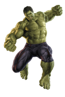 Hulk PNG/RENDER from Aou by Joaohbd