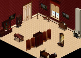 Music learning game Room Design by EternalAnomaly