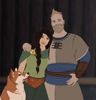 The Banner Saga: Off the Beaten Path - Harebrains4 by EternalAnomaly
