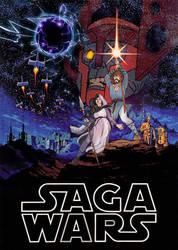 Star Wars / Banner Saga Mashup by EternalAnomaly